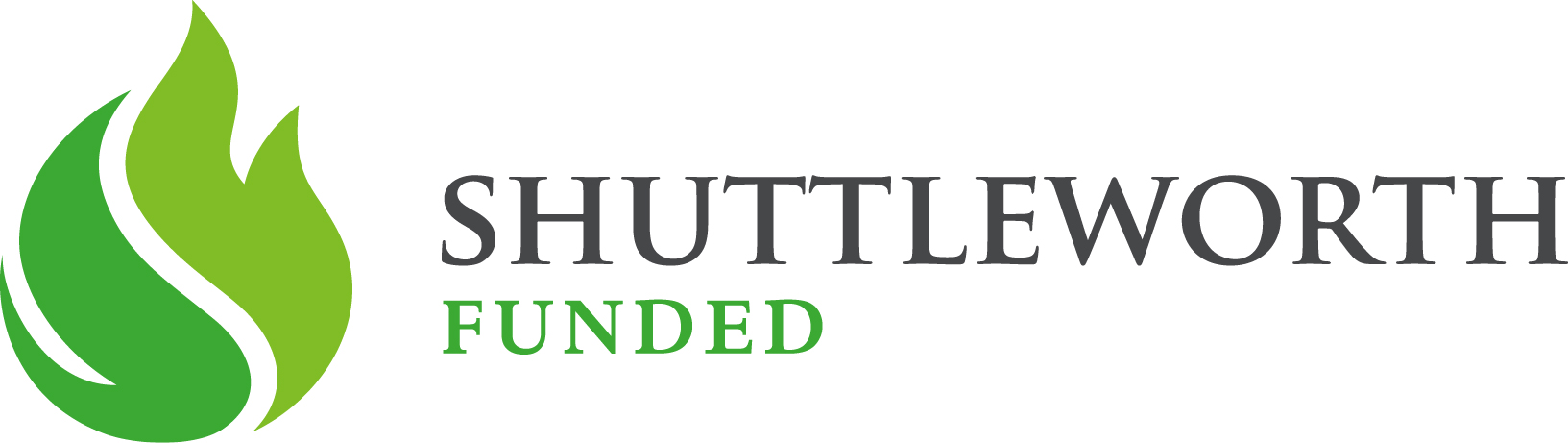 Funded by Shuttleworth Foundation
